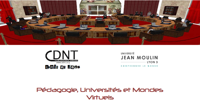 colloque Lyon mondes virtuels